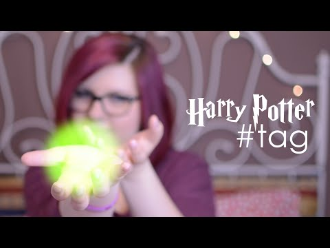 Harry Potter #TAG
