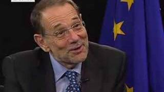 Journal Interview: Javier Solana - EU-Außenbeauftragter
