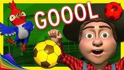 Especial Mundial de Fútbol | Juegos con Balones | A Jugar