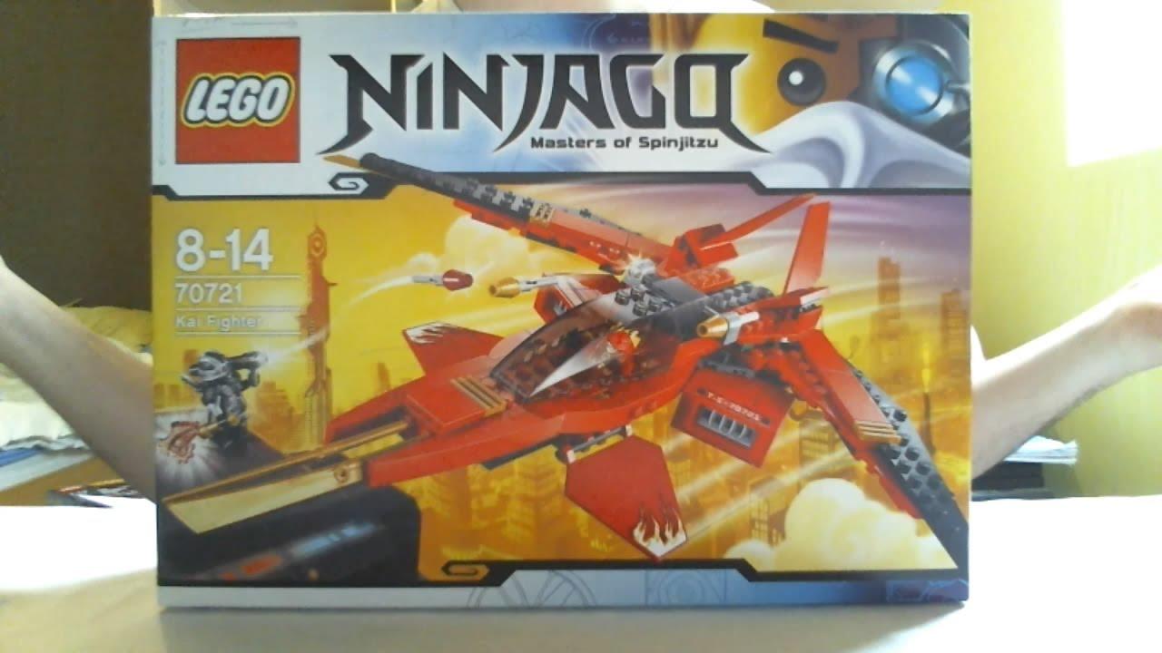 lego live construction ninjagos kai fighter 12 franais youtube - Ninjago Nouvelle Saison