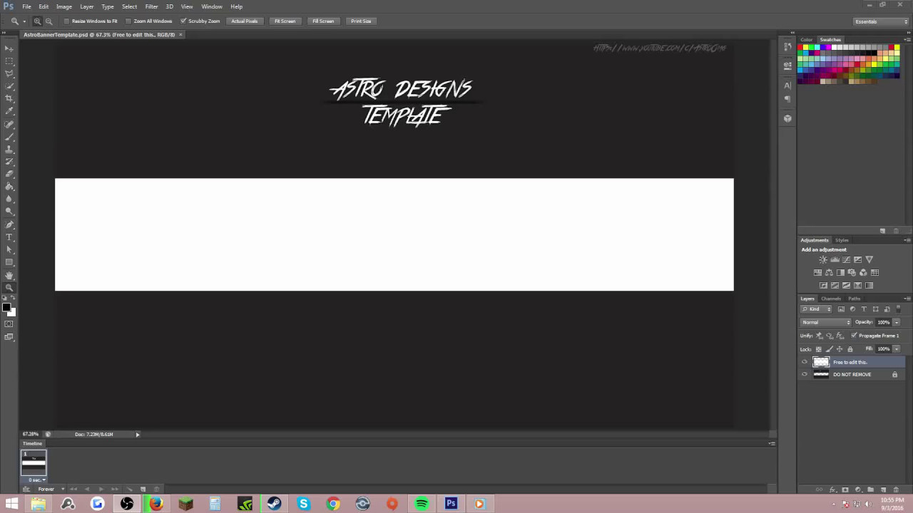 Empty  Youtube banner template    Astro   YouTube  Empty  Youtube banner template    Astro