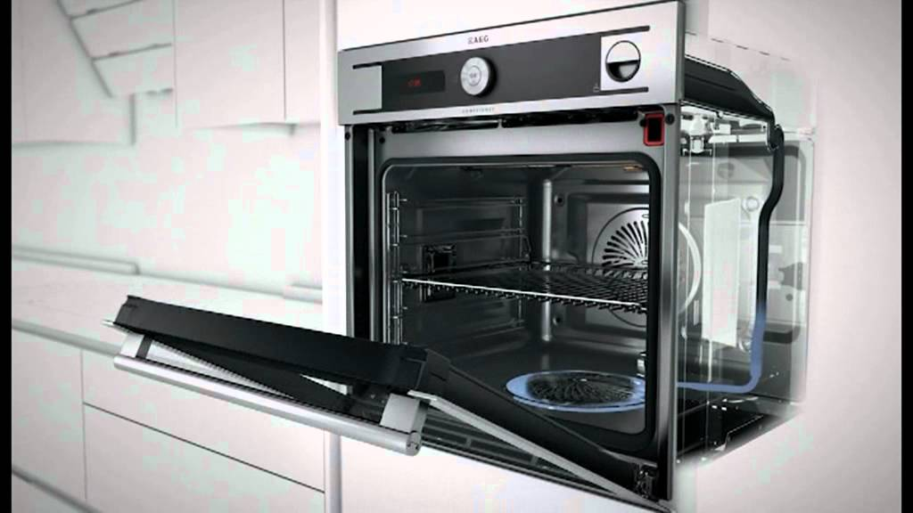 Backofen Bosch Aeg Bs9304001m Multi Dampfgarer - Youtube