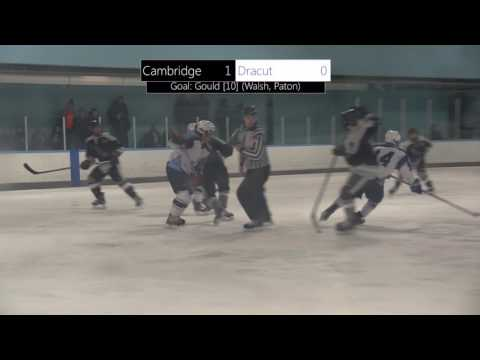Hockey vs. Cambridge 2-4-17