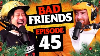 How The Bobo Ruined Christmas! | Ep 45 | Bad Friends