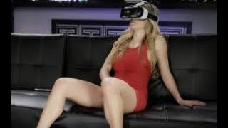 HOT AND SEXY GIRL( VR GLASSES FAILS)