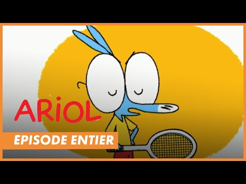 Ariol dessin anim piwi episode la balle de match youtube - Dessin anime pelleteuse ...