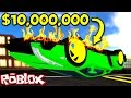 CRASHING MY $10,000,000 LAMBORGHINI IN ROBLOX! (Roblox Vehicle Simulator)