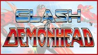 Clash at Demonhead review - SNESdrunk