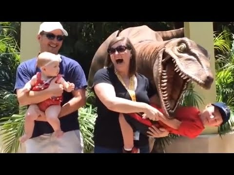 Funny Family Moments and Baby Fails
