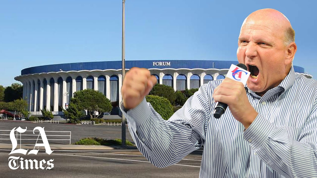 Steve Ballmer reaches deal to purchase Forum from MSG
