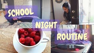 school night routine 2017   okayavs