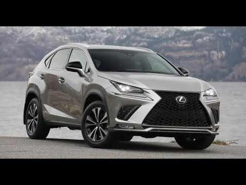 New Lexus NX review