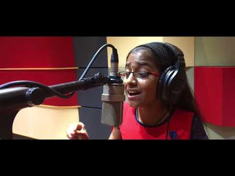 Pranayamayee Raadha malayalam song.  cover version by varsharenjith