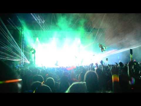 Pretty Lights @ All Good Music Festival 2013