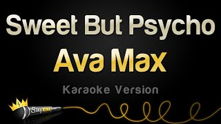 Baixar Ava Max - Sweet But Psycho (Karaoke Version)