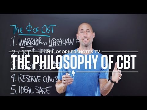 PNTV: The Philosophy of Cognitive Behavioural Therapy by Donald Robertson