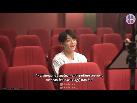 [INDO SUB] BTS Lights / Boy With Luv JAPAN Ver MV Making Film (+Lyrics)