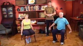 Senior Home Workout