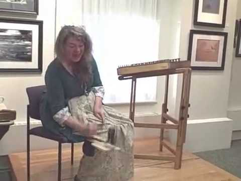 Linda Russell Playing Early American Music