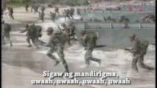 Philippine Navy Hymn