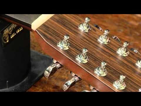 how to restring a 12 string guitar youtube. Black Bedroom Furniture Sets. Home Design Ideas