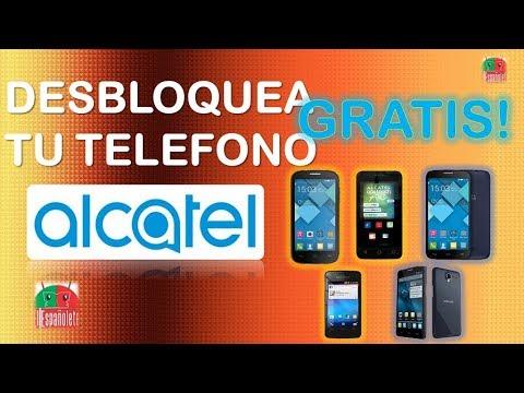 DESBLOQUEA TU ALCATEL GRATIS !!! CON NCK
