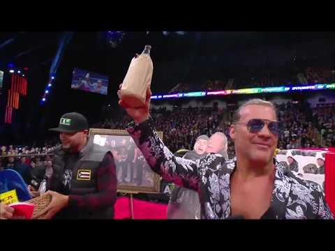 The Inner Circle Throw Chris Jericho a Thanksgiving Celebration | AEW Dynamite: Nov. 27, 2019