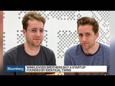 Irony: Winklevoss Brothers Buy Startup Founded by Twins