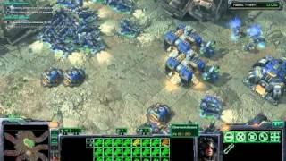 "Mission #7 ""The Great Train Robbery"" - SC2 Brutal Walkthrough"