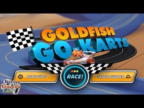 Goldfish Go-Karts Android Gameplay HD