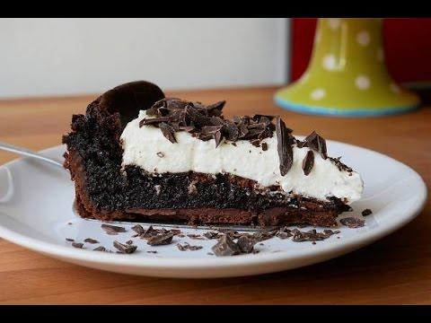Mississippi Mud Pie (Rezept) || Muddy Mississippi Cake (Recipe) || [ENG SUBS]
