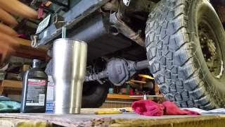 New exhaust on 6.0 lq4 in jeep yj wrangler