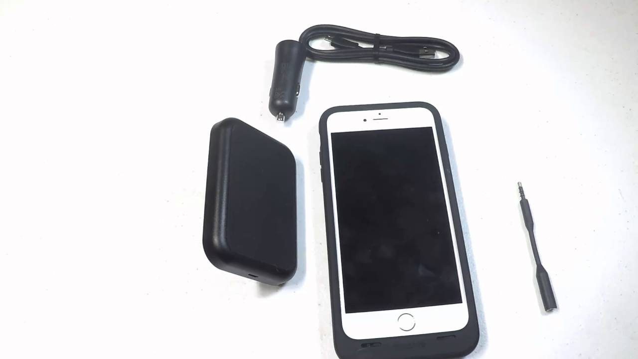 watch 7d68f 67347 mophie charge force vent mount Review