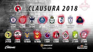 ✔ Xolos Tijuana | Calendario Oficial Clausura 2018 | Liga Mx