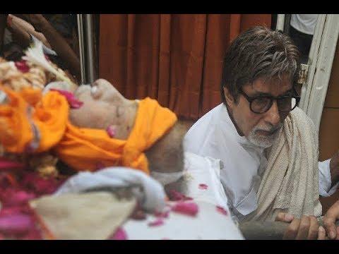 शशि कपूर का निधन, अमिताभ ने ऐसे दिया ट्रिब्यूट। Actor Shashi kapoor Passed Away, Celeb tribute.