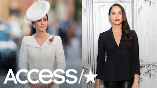 Meghan Markle Tops Kate Middleton On The List Of 2017's Most Influential Style Stars!