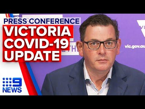 Coronavirus: Victoria announces