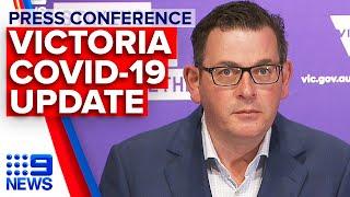 Coronavirus: Victoria announces 439 new cases, hefty on-the-spot fines | 9News Australia