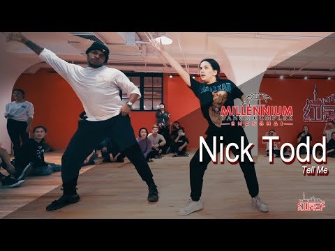 Danity Kane - Tell Me |Choreography by Nick Todd