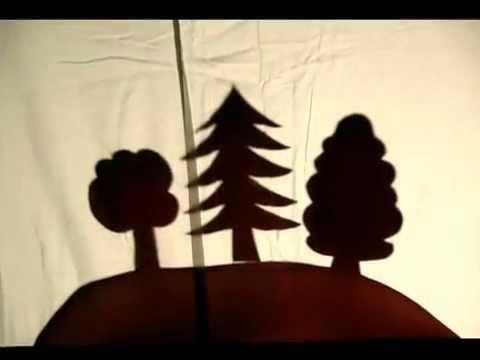 die drei b ume und ihre tr ume schattenspiel geschichte omaliebchen indihex youtube. Black Bedroom Furniture Sets. Home Design Ideas