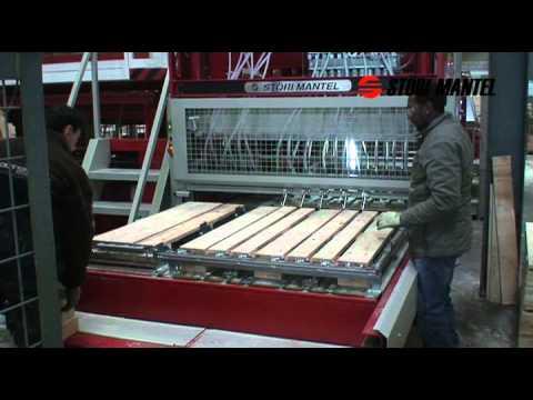 sbíjecí automat Störi Mantel SMPA 500.1 ED