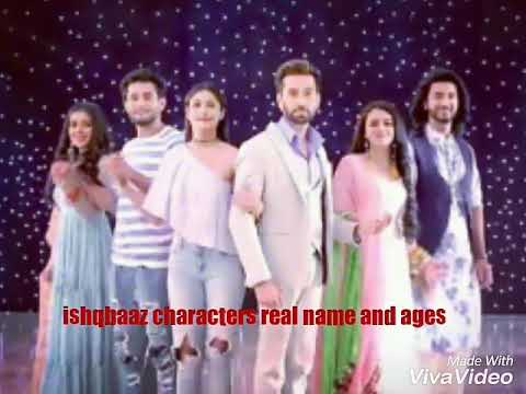 Ishqbaaz characters real name and ages