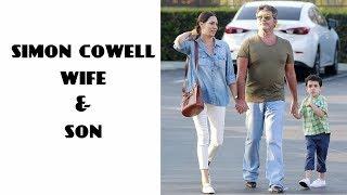 Simon Cowell Son and Wife New Photos  2019