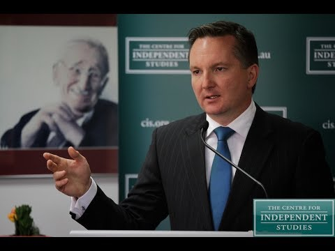 Chris Bowen Leadership Lunch - 16th October 2014