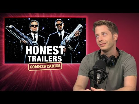 Honest Trailers Commentary | Men in Black