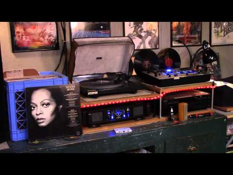 Curtis Collects Vinyl Records: Diana Ross - Love Hangover