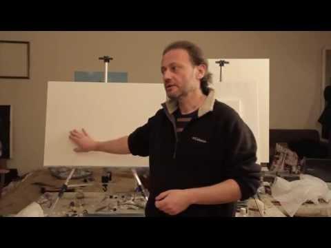 Мастер класс видео уроки живопись