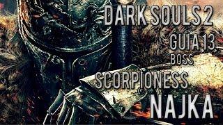 Dark Souls 2, Guia #13 Shaded Woods Pt2/ Boss Scorpioness Najka - Nillo21.