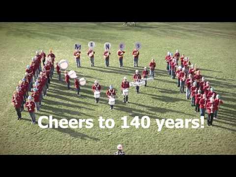 2014 Colorado School Of Mines 140th Anniversary