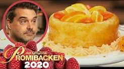 Ein Rezept fünf Varianten: Welcher Orangenkuchen ist der Beste | Das große Promibacken 2020 | SAT.1